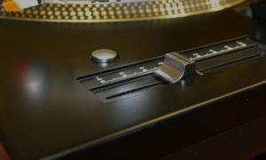 Faceplate Black & SL1200 Black